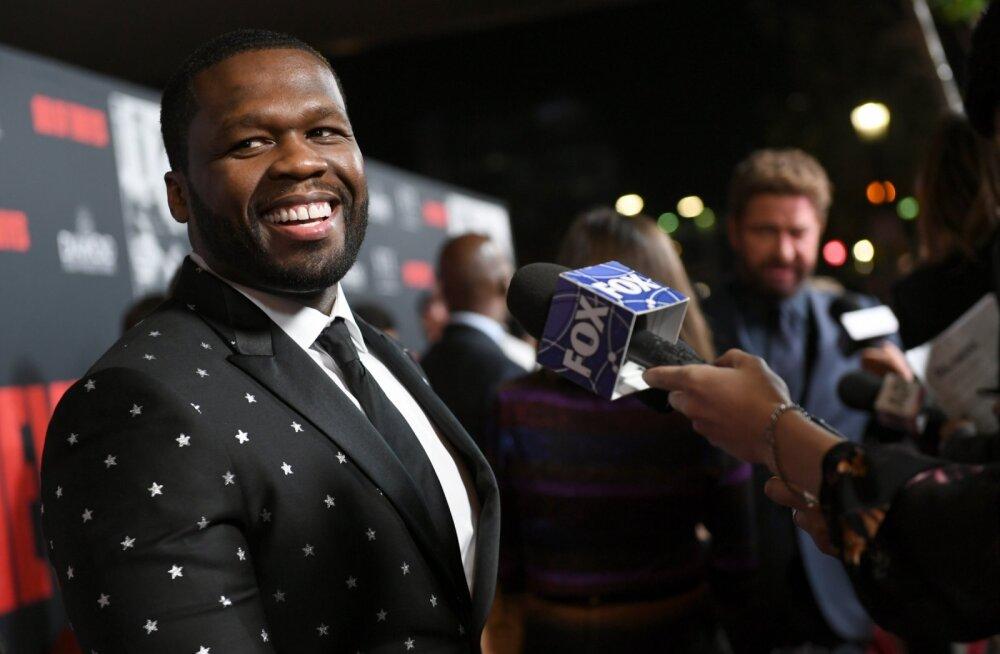 Räppar 50 Cent sai kogemata tõeliseks bitcoinikröösuseks