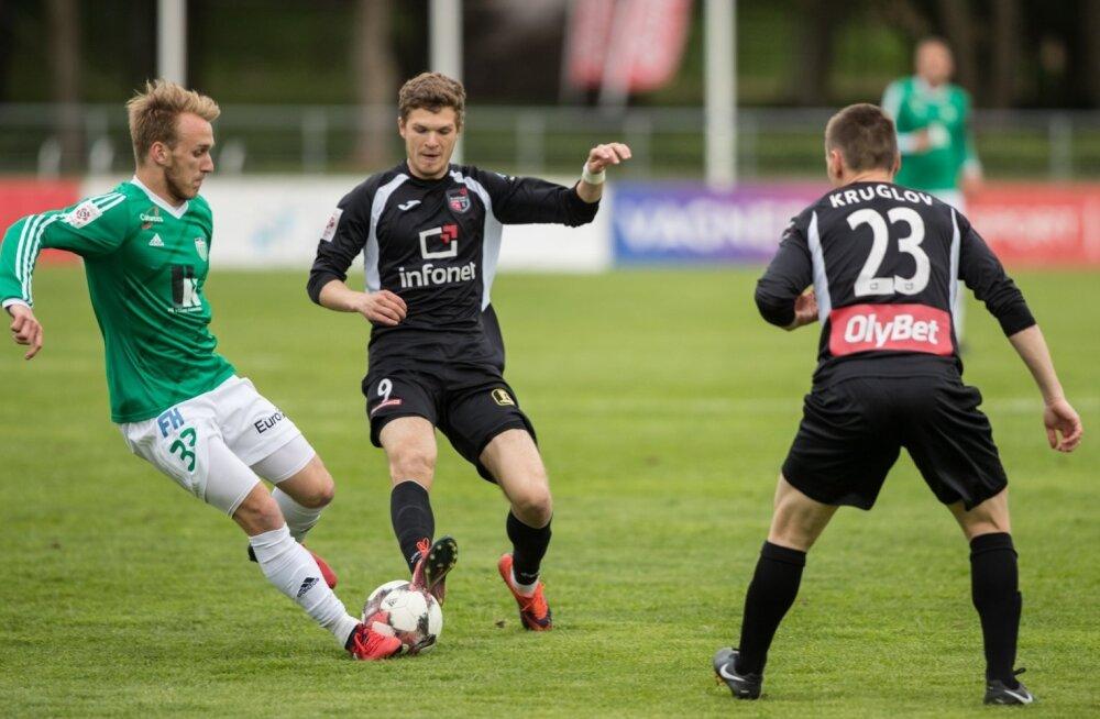 FC Levadia vs FCI Tallinn