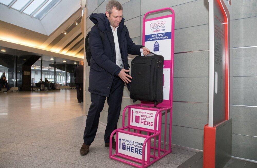 Ryanair и Wizz Air увеличивают сбор за провоз малого багажа