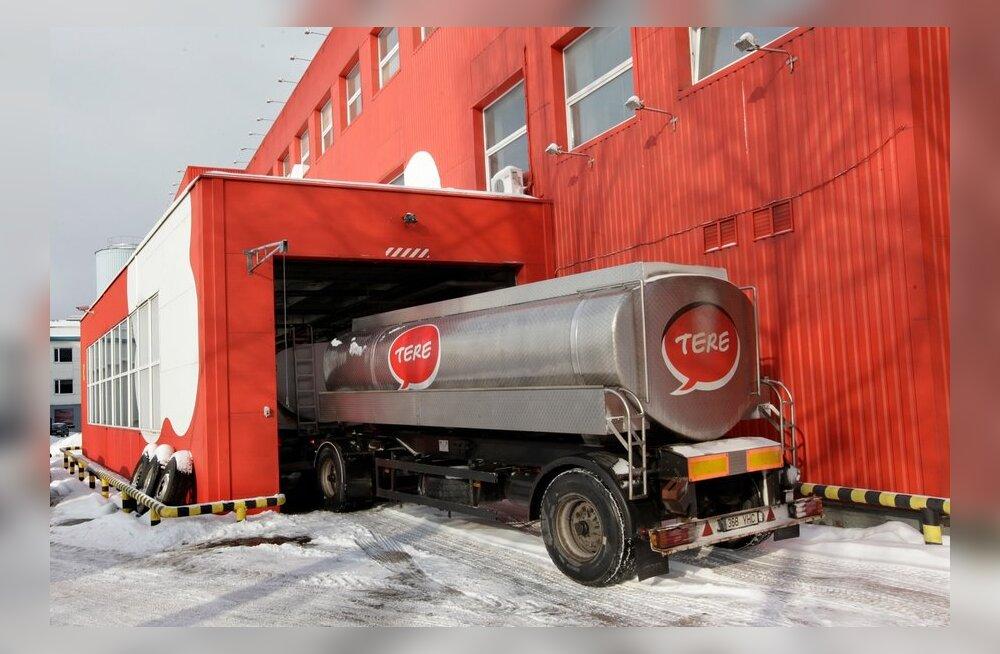 Tere piimatööstus kolib Tallinnast ära