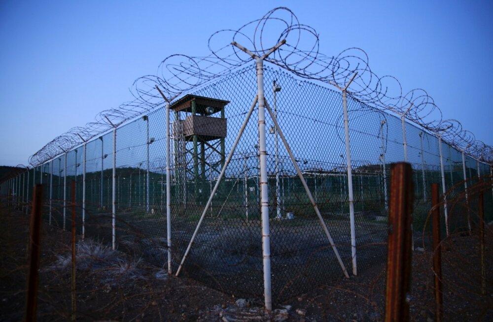 Trump allkirjastas korralduse Guantanamo vangilaagri avatuna hoidmiseks