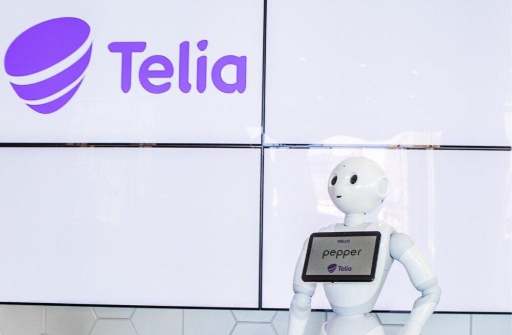Telia uus kontor