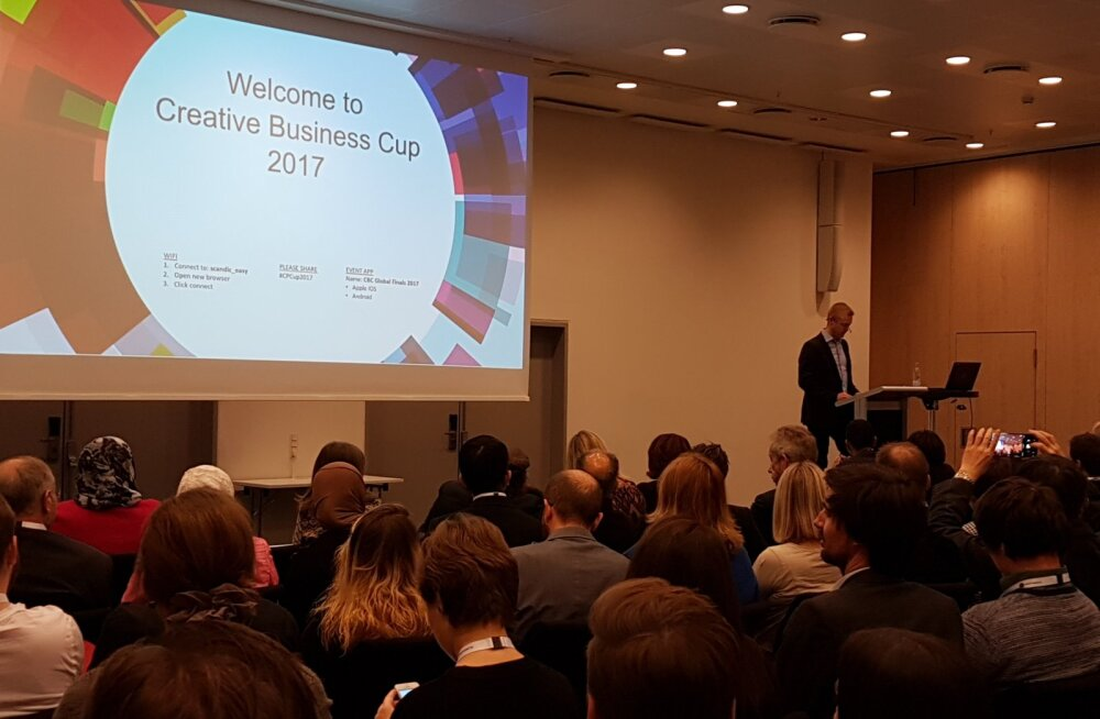 e-Eesti pakub globaalsel innovatsioonivõistlusel lahendusi olulistele probleemidele