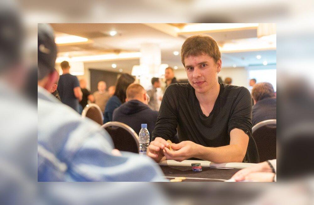 VÕIMAS: Eesti pokkeriproff võitis netiturniiril rekordilised 416 000 dollarit