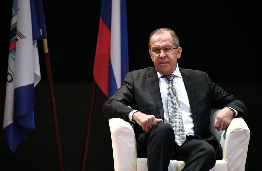 Lavrov: vene vägede väljaviimine Transnistriast on inspiratsiooni saanud välismaalt