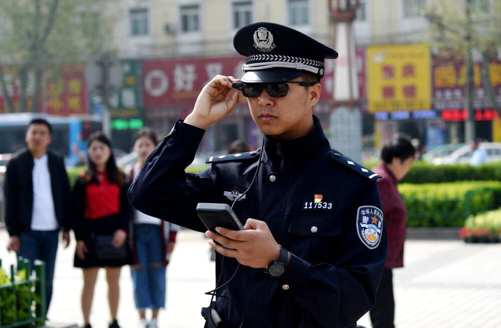 Suur vend näeb kõike: Hiinas pages tagaotsitav tuhandete kontserdikülastajate sekka, näotuvastussüsteem leidis ta ruttu üles