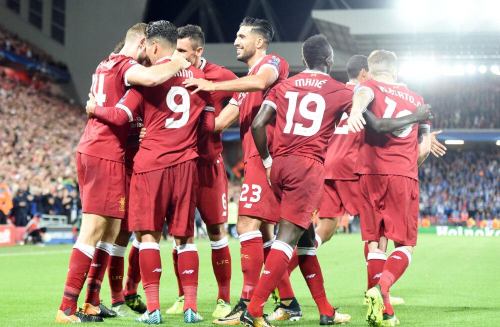 Inglise meedia: Liverpooli vastu on liiga lihtne lüüa väravaid