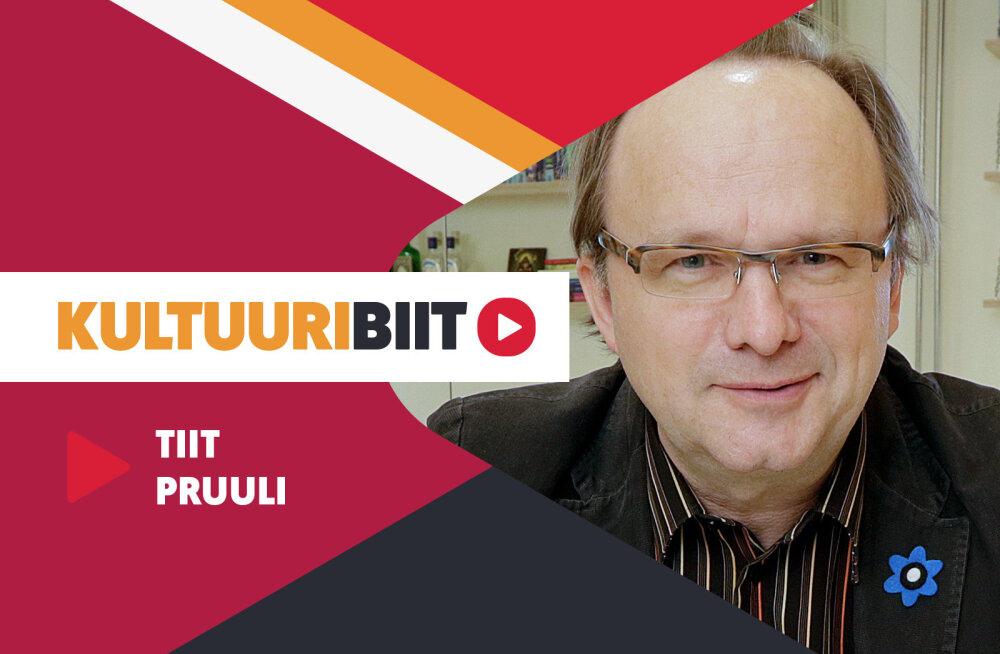 KULTUURIBIIT | Maailmarändurist ärimehe Tiit Pruuli playlist