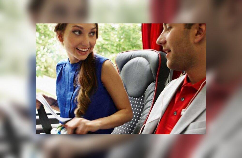 Bussisõidu ABC: kuidas saada tagasi bussi ununenud asjad