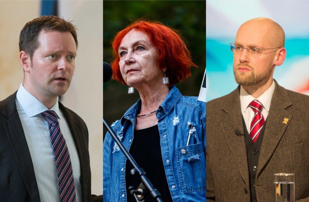 Facebook Eesti konservatiividele: teie postitused ei kõlba meile