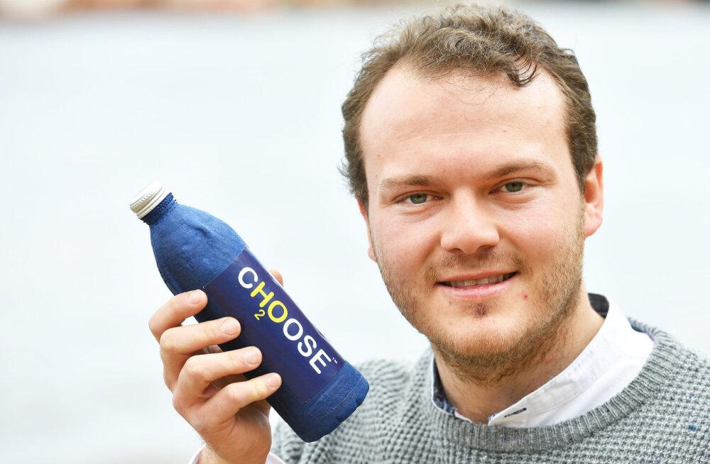 Briti teadlane väidab, et leiutas pudeli, mis kõduneb kolme nädalaga täielikult ära