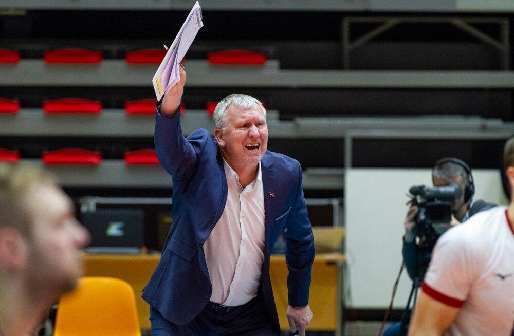 Kas Avo Keel pani Läti koondise treenerikarjäärile võiduka punkti? Vaata kõiki tiime, kes pääsesid EM-ile!