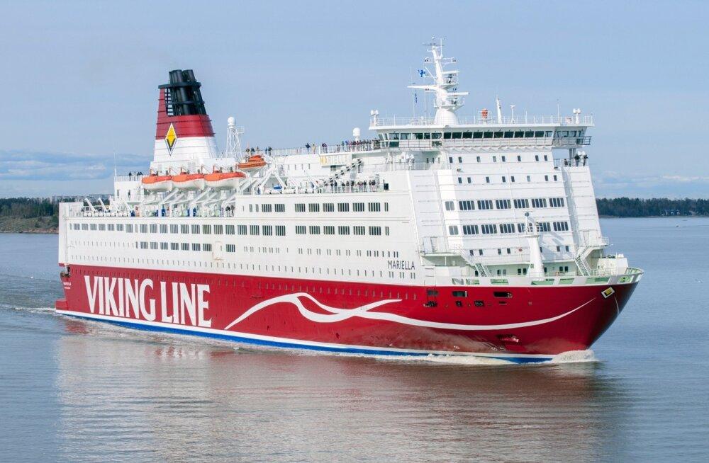 Viking Line'i renoveeritud Mariella