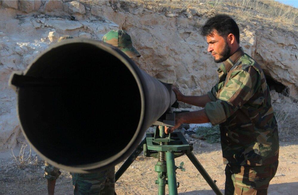 Aleppos kaotusi kandvaid mässulisi saadab edu läänepoolse Hama linna lähistel, kus viimastel päevadel on vallutatud mitu asulat.