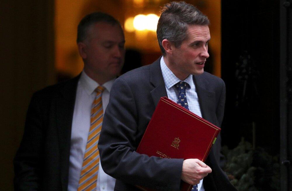 Hea terrorist on surnud terrorist: IS-i terroristidega liitunud briti kodanikel tasub uut kaitseministrit karta