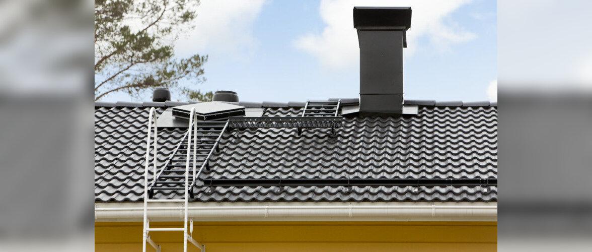 Katuse turvavarustuseta majad võivad jääda kasutusloata