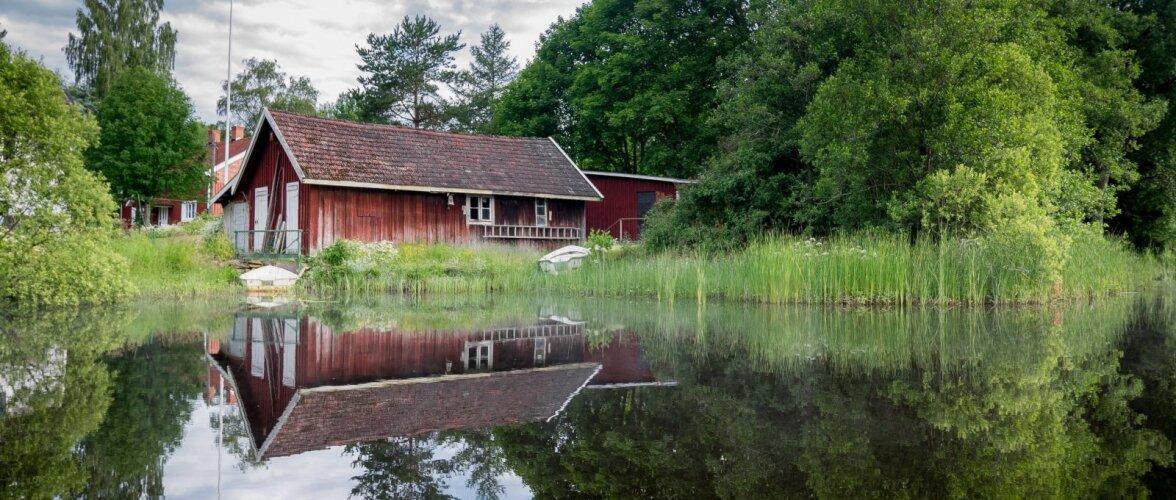 VÄRVIKOOL | Rootsi punane — Rootsi sümbolvärv, mis Eestiski populaarne