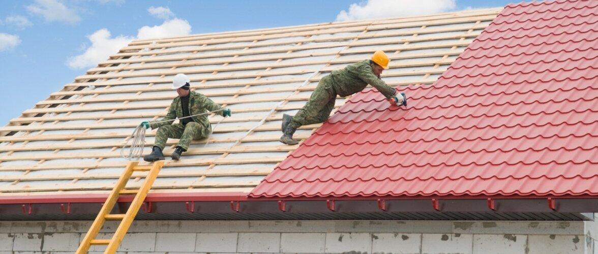 Katusevahetusel ei või lähtuda vaid odavusest, materjalid peavad omavahel sobima.