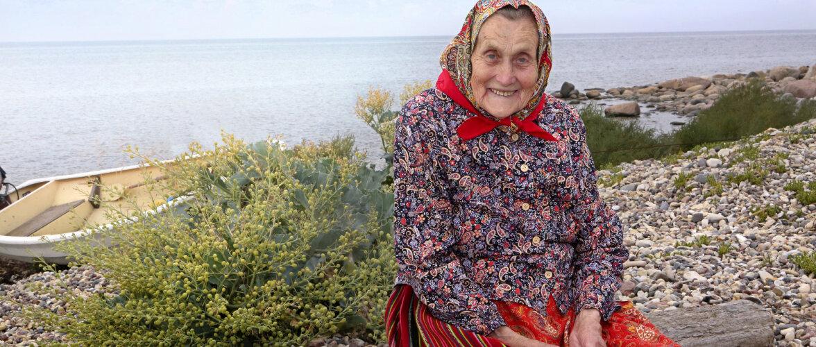 Kihnu Virve: kodus istuda jõuab nagunii, kui vanus on kord selline, et enam liikuda ei saa