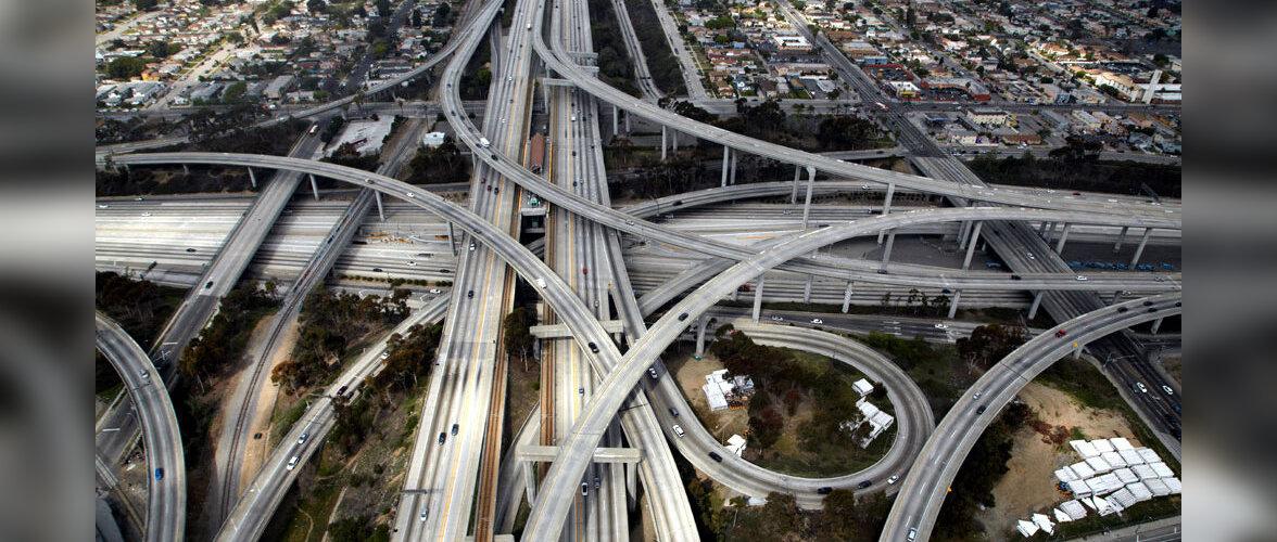 10 грандиозных транспортных сооружений мира