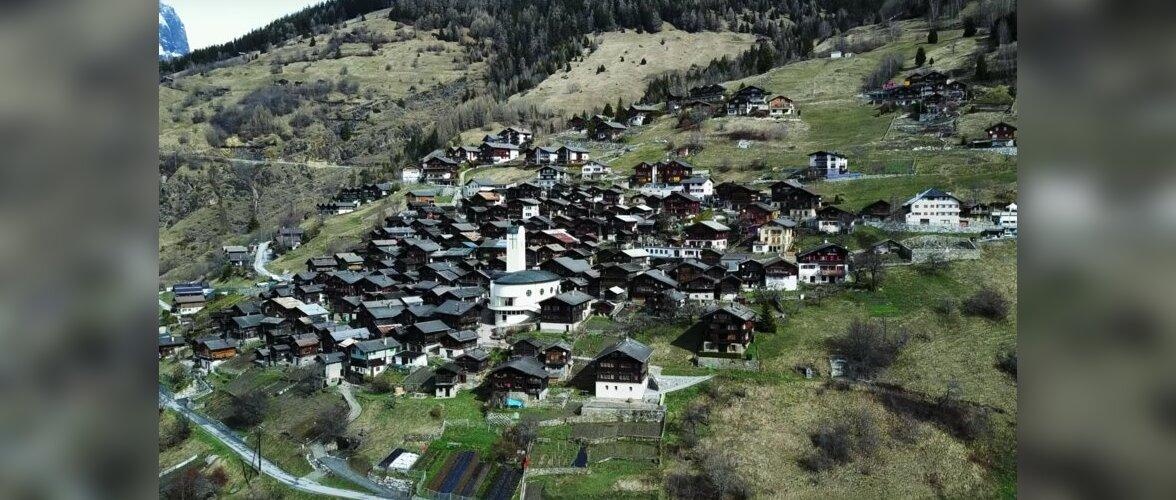 В швейцарской деревне новым жителям заплатят за переезд