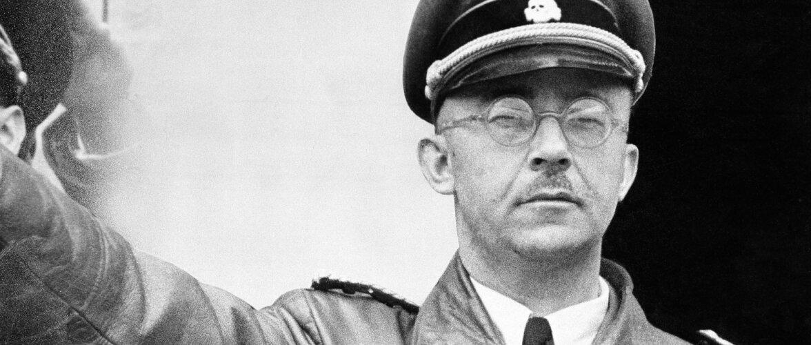 Heinrich Himmleri salastatud kõne juutide hävitamise kohta, 4. oktoober 1943