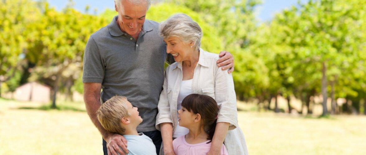 6 reeglit, mille järgimine teeb suurepäraseks vanaemaks ja vanaisaks