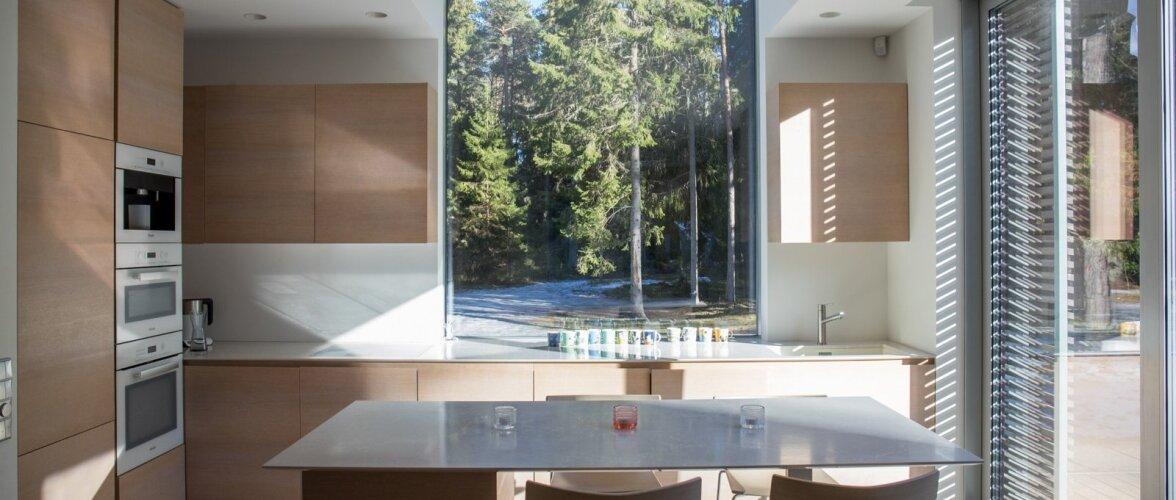 Minimalismi ehe näide — detailideni läbi mõeldud kodu