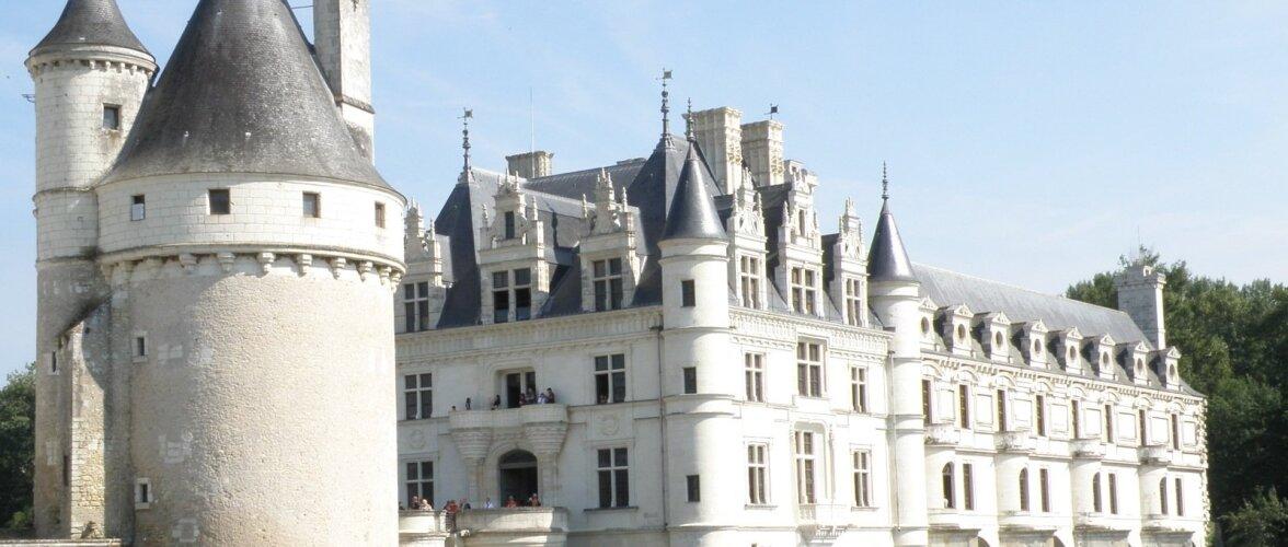 Loire'i oru Chenonceau' loss
