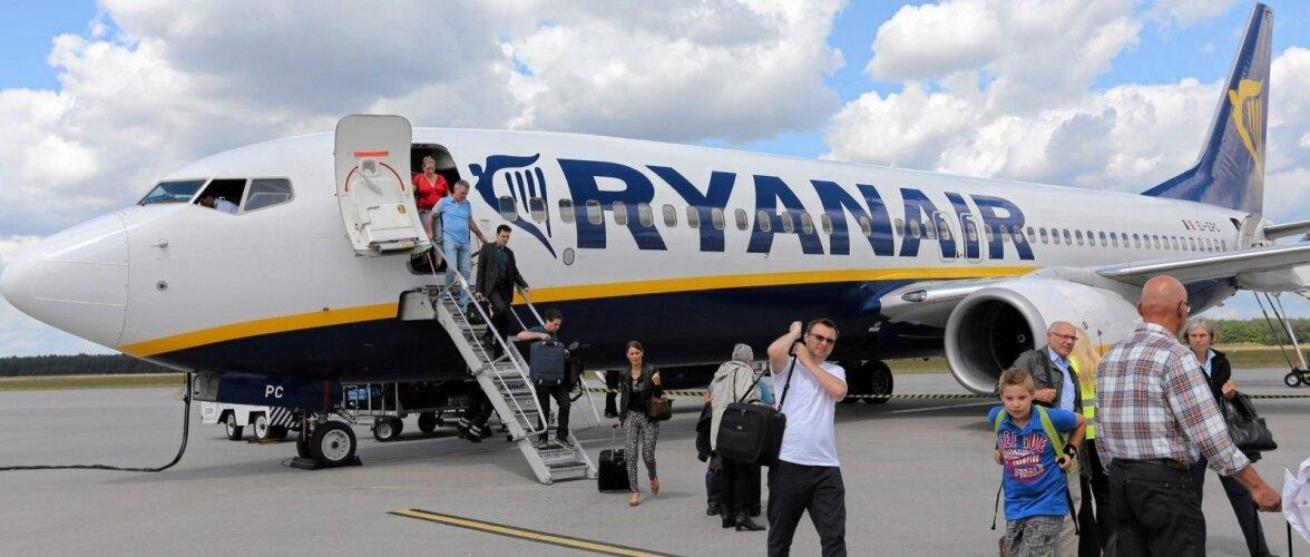 В Германии прошла первая в истории забастовка пилотов Ryanair