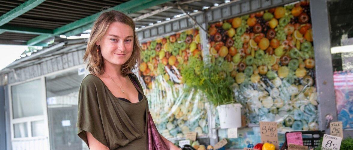 Anni Arro soovitab kasutada värsket kodumaist toidukraami.