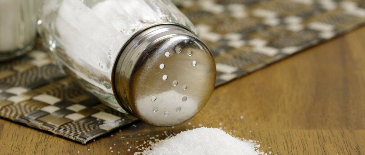 Lihtsad viisid, kuidas vähendada soola tarbimist