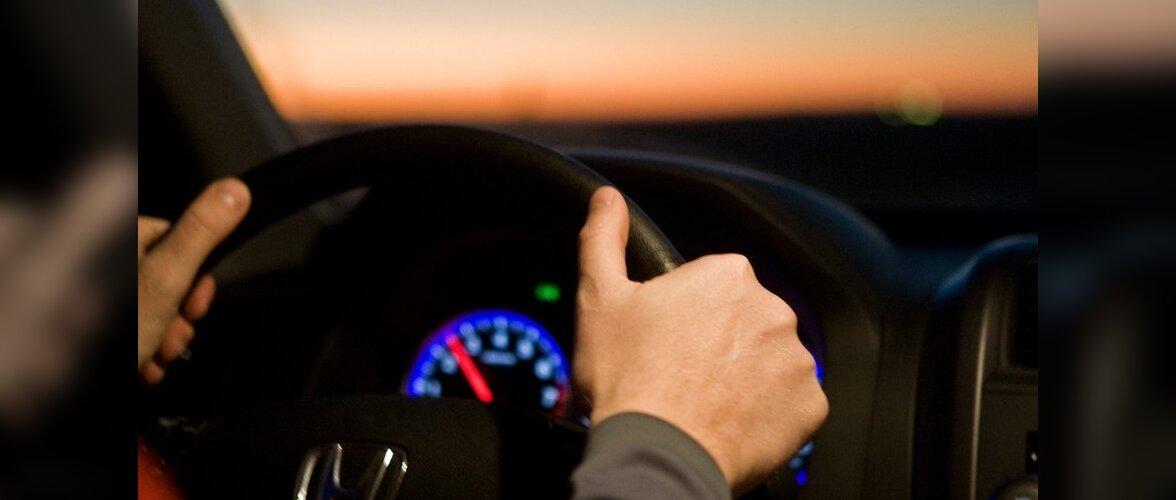 Kes otsustab, kas inimese tervis lubab tal veel autot juhtida