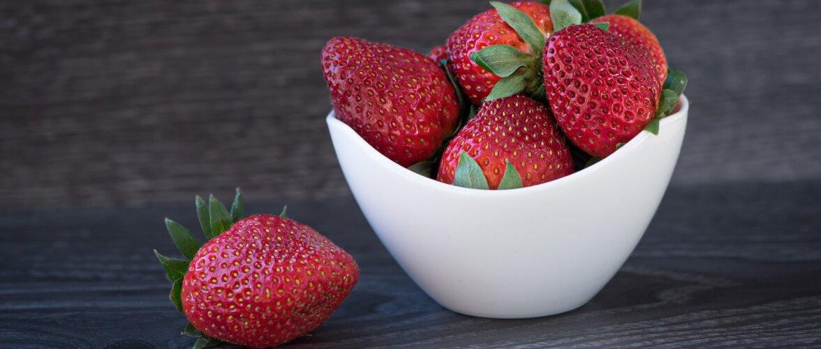 5 põhjust, miks süüa maasikaid igal võimalusel