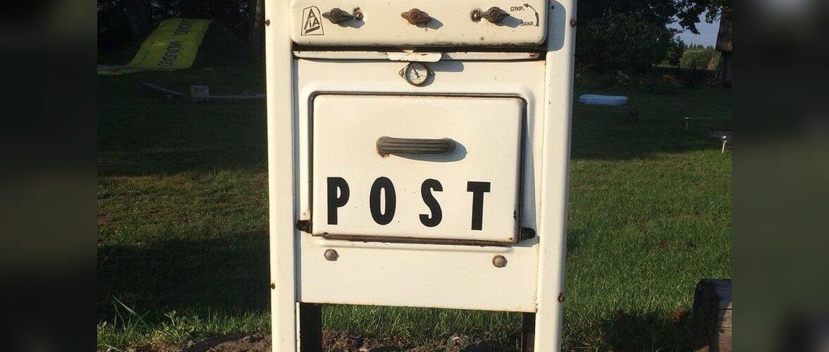 Необычное путешествие по Эстонии: В поисках самого красивого почтового ящика