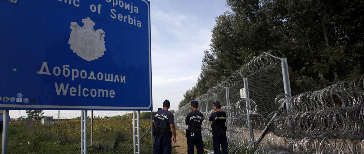 Кто виноват — клиент или турфирма? Эстонскую туристку высадили на сербской границе