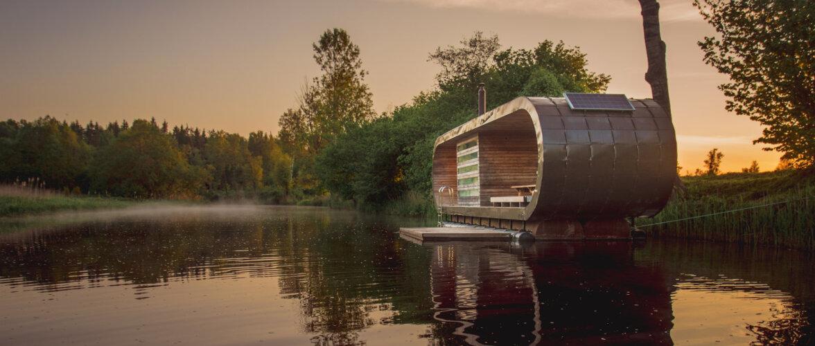 Vaata Eesti Arhitektide Liidu auhinnale kandideerivaid väikeobjekti nominente