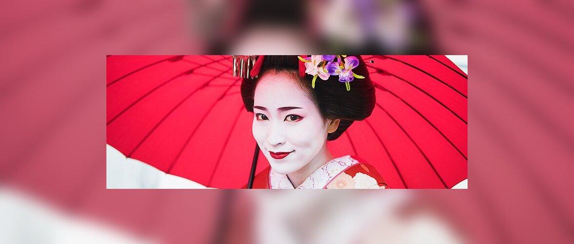 Как гейши теряют девственность