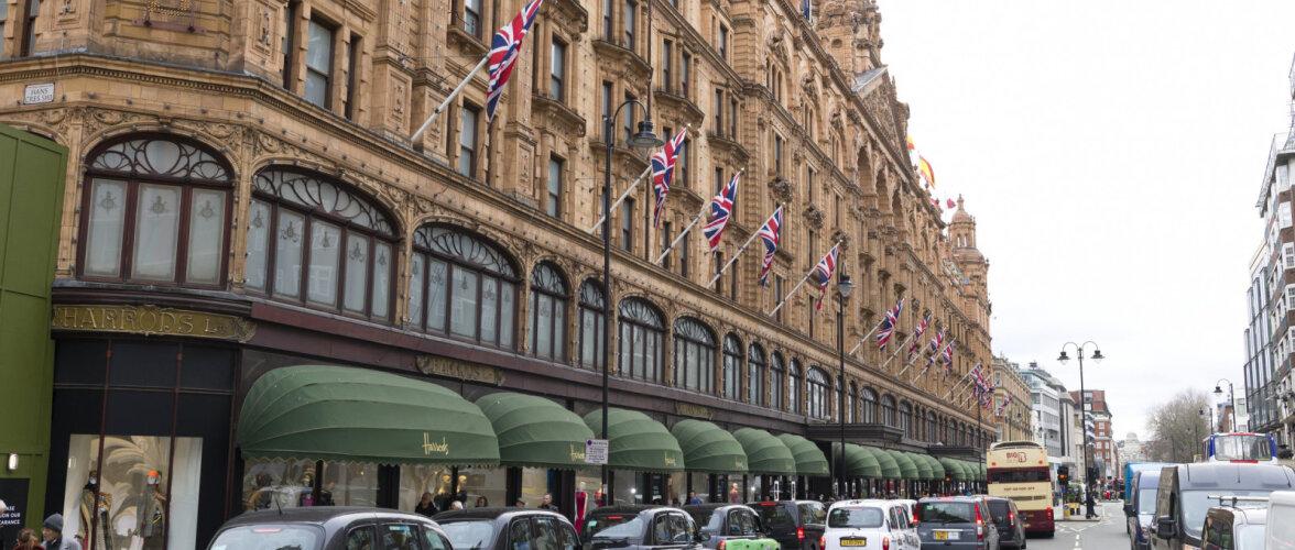 В Британии арестовали иностранку, потратившую в универмаге 16 млн фунтов