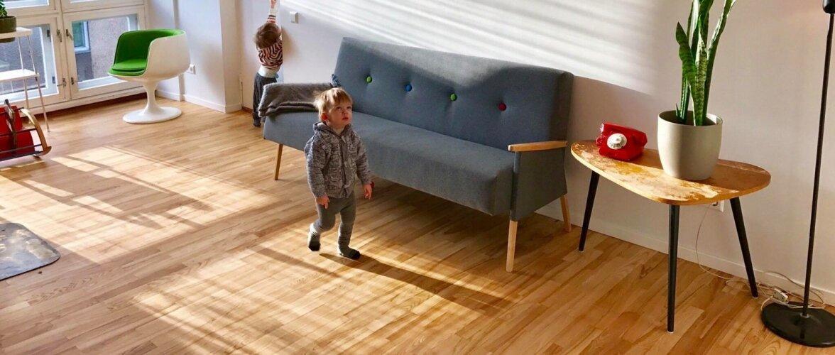 Remondiblogija Liina Pulgese kodu on nagu Estoplasti majamuuseum