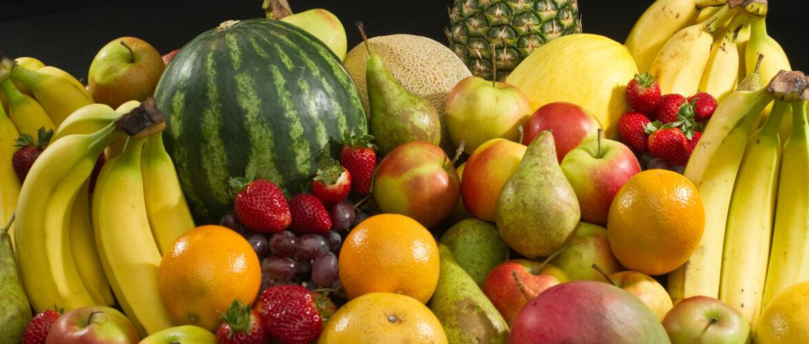 3 põhjust, miks peaks puuvilju kohe pärast kojutoomist pesema