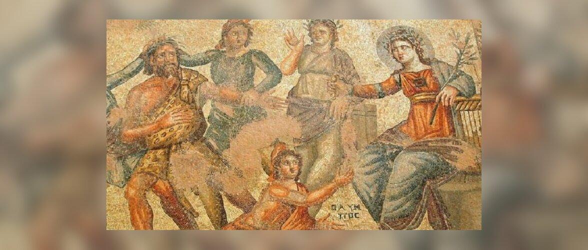 Эротические рассказы об афродите богине секса