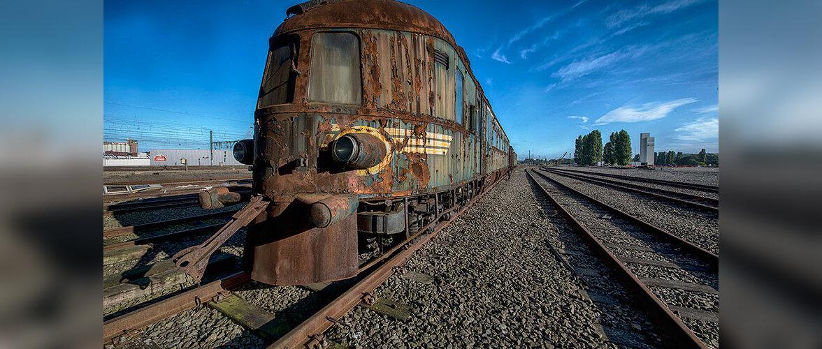 """Забытый """"Восточный экспресс"""" — роскошный поезд из далекого прошлого"""