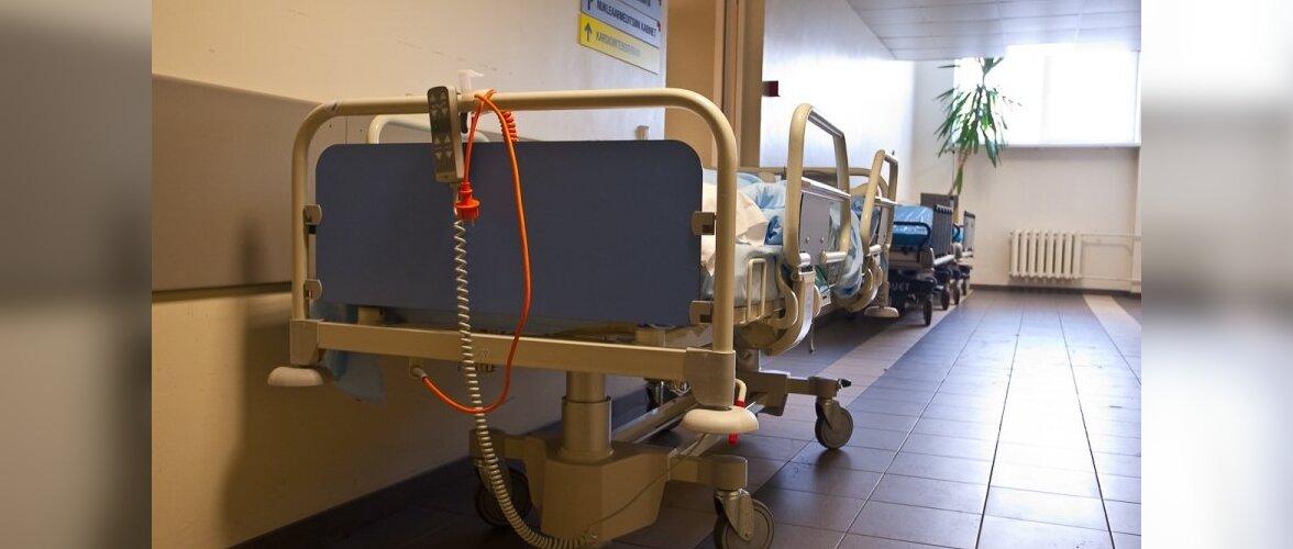 Haiglad on gripi tõttu külastamiskeelu kehtestanud