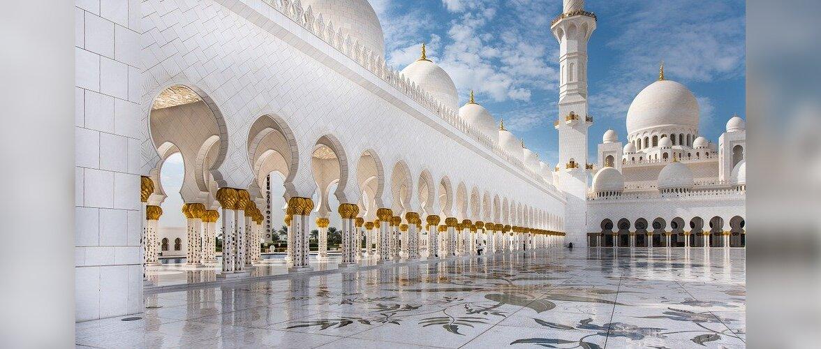 Puhka nagu šeik! Lennupiletid muinasjutulisse Abu Dhabisse väga soodsa hinnaga