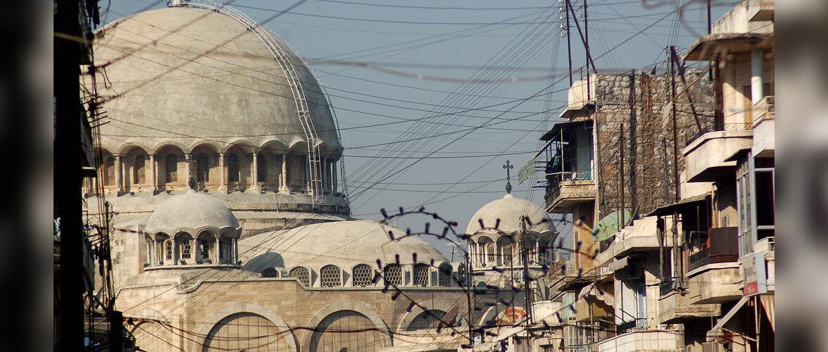 Российских туристов приглашают отдохнуть в Сирию