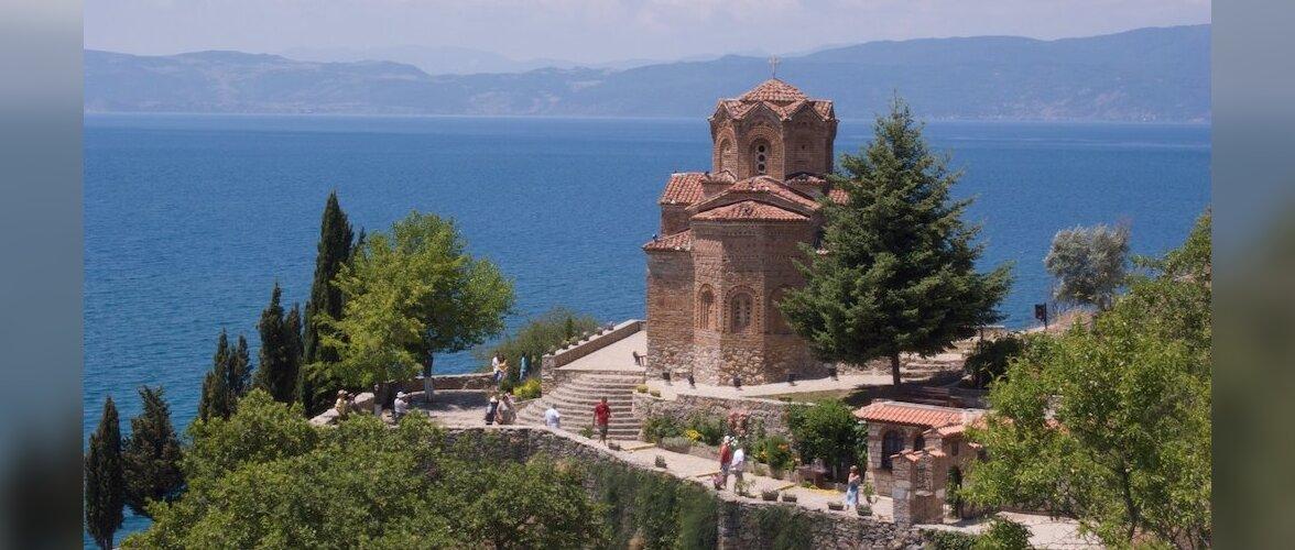 Горячее предложение: рейс в Македонию туда-обратно и проживание на 7 ночей всего за 191 евро