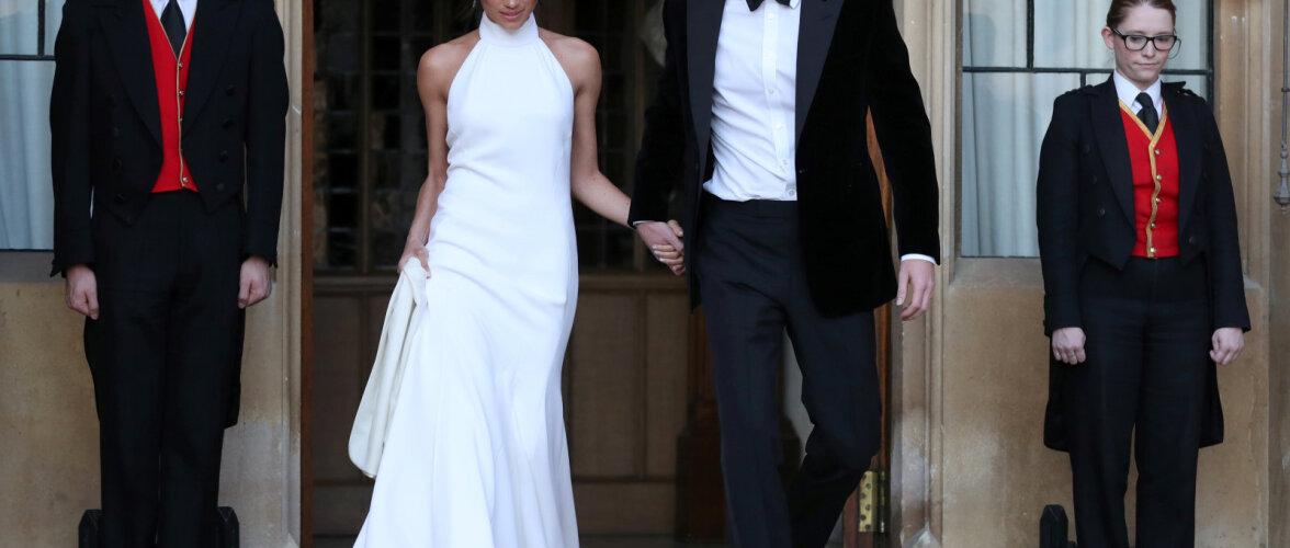 Pirakas väljaminek: 46 õnnelikku saavad omale soetada Meghan Markle pulmapeo kleidi