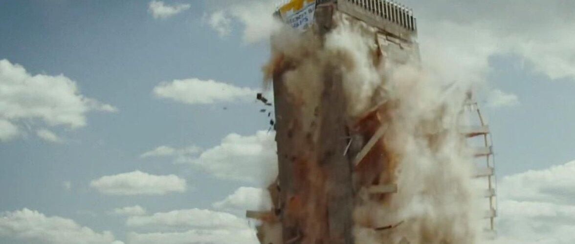 8 ebaõnnestunud hoone lammutuskatset
