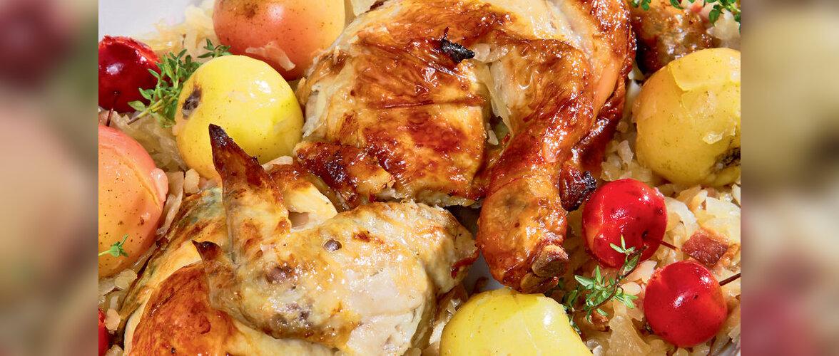Kana ja karask kadripäevaks